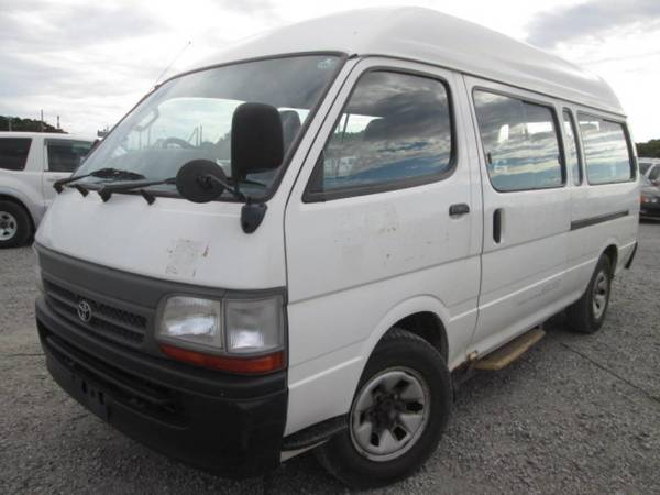 2001 Toyota Hiace Commuter LH186B