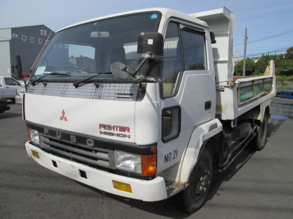 Mitsubishi Fuso Fighter Mignon 1994 from Japan