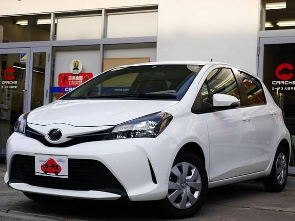 Buy Used 2015 Toyota Vitz Dba Ksp130 Qdw00345 Carused Jp