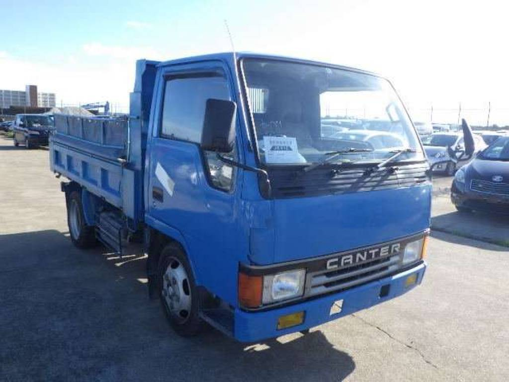 Mitsubishi Canter 1991 from Japan