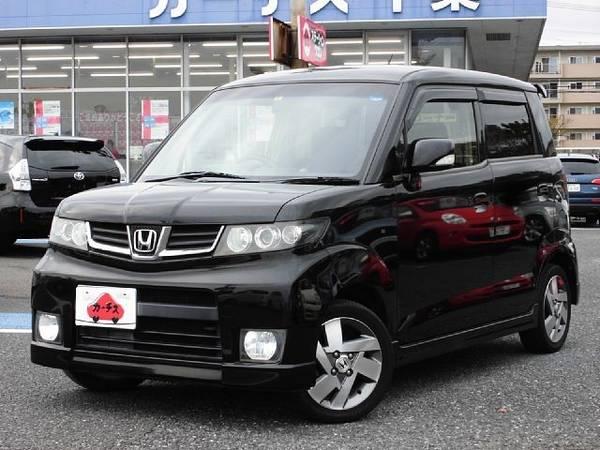 2011 Honda Zest Dba Je1