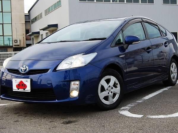2009 Toyota Prius DAA-ZVW30
