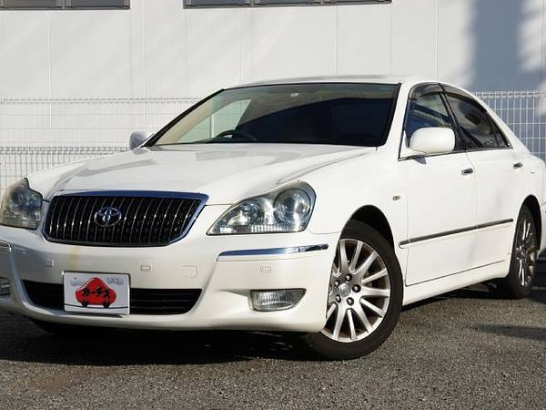 2007 Toyota Crown Majesta DBA-UZS186