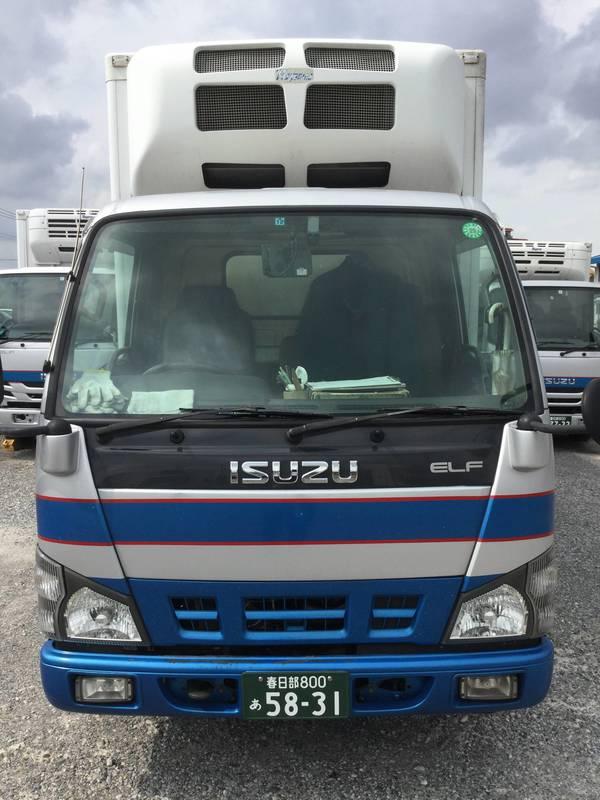 2006 Isuzu Elf Truck NKR81AN4HL1