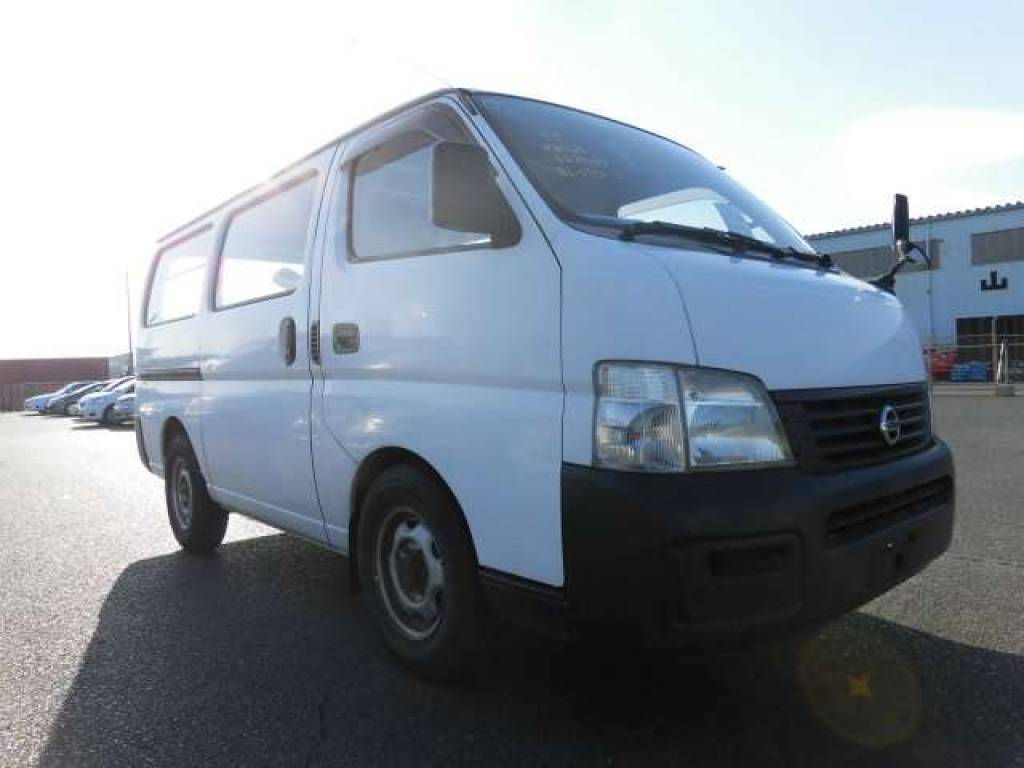 Nissan Caravan Van 2002 from Japan