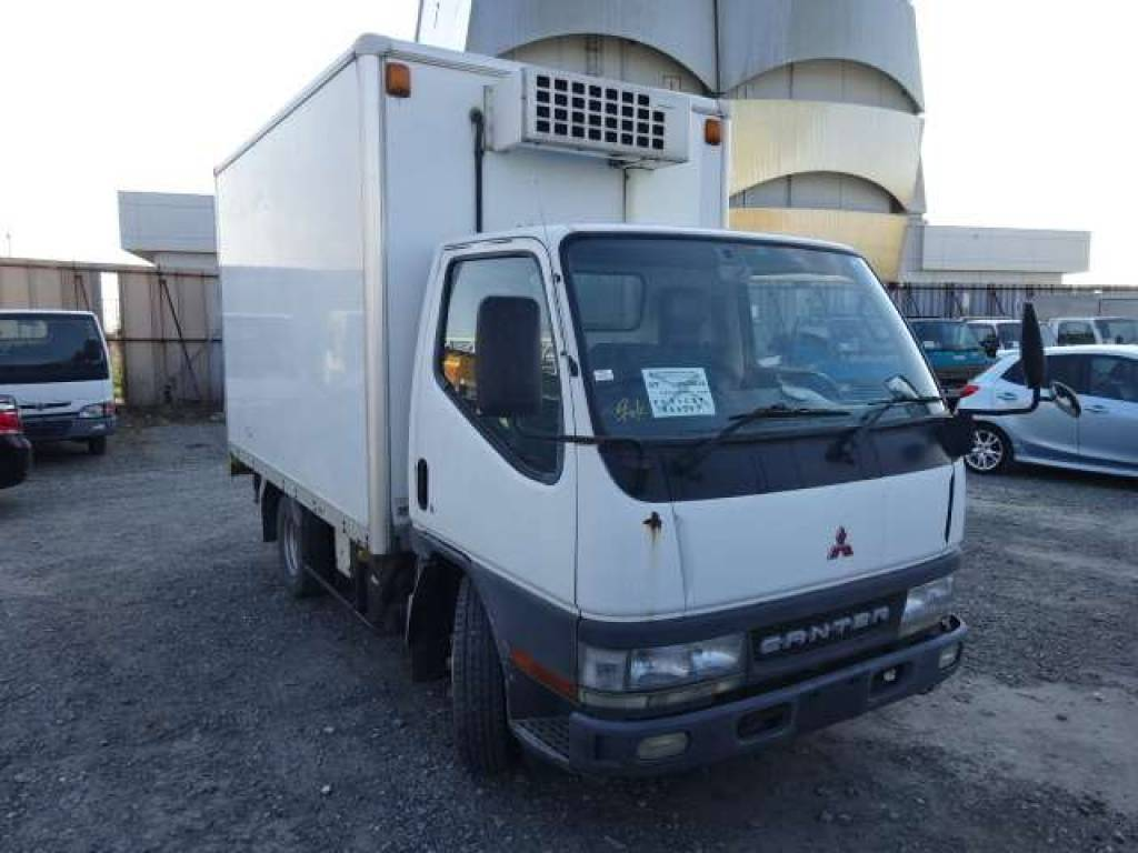 Buy Used Mitsubishi Canter | 60 Cars on stock for sale