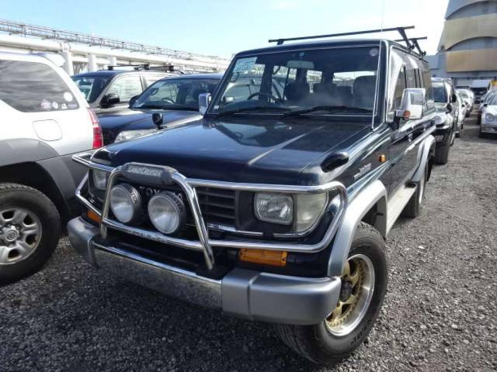 Toyota Land Cruiser Prado 1994 from Japan