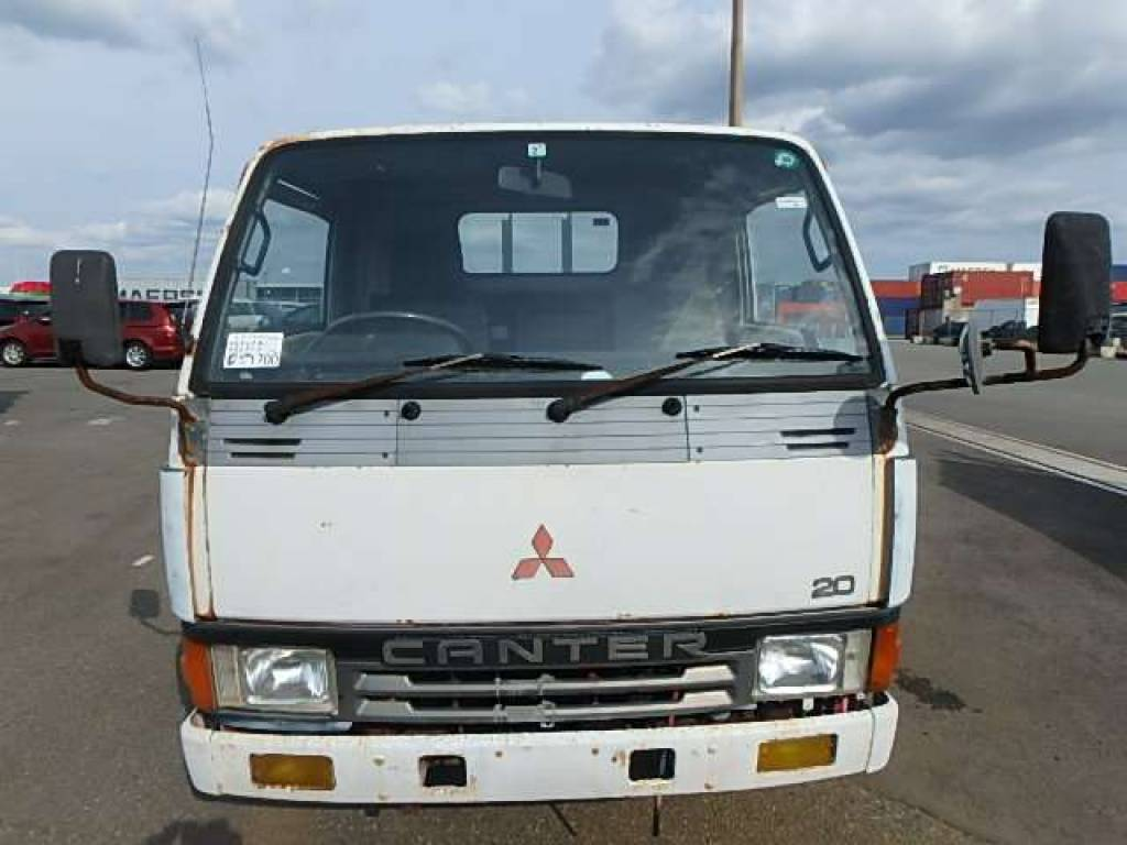 Mitsubishi Fuso Curb Weight