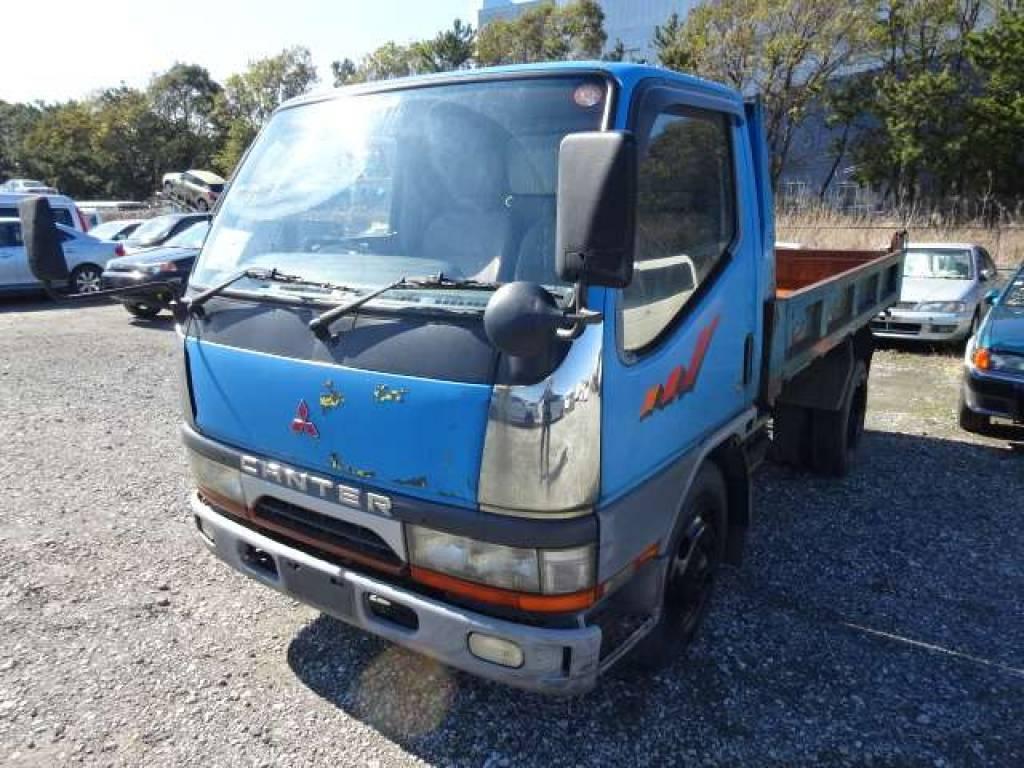 Mitsubishi Canter 1995 from Japan