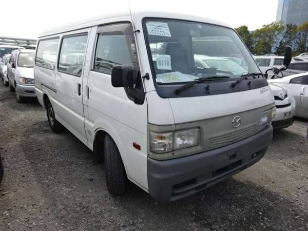 Mazda Bongo Brawny Turbo Diesel Engine