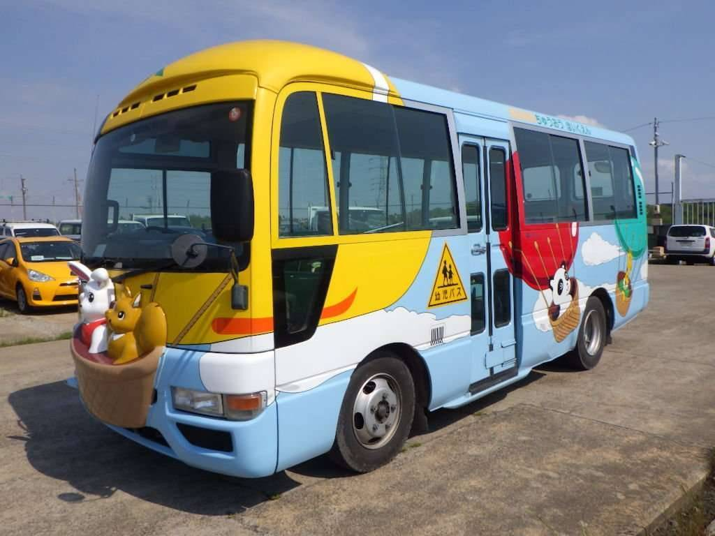 Isuzu Journey Bus 2002 from Japan