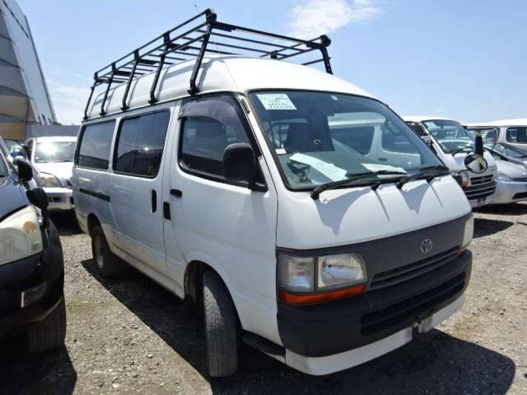 Buy Used Toyota Hiace Van | 119 Cars on stock for sale