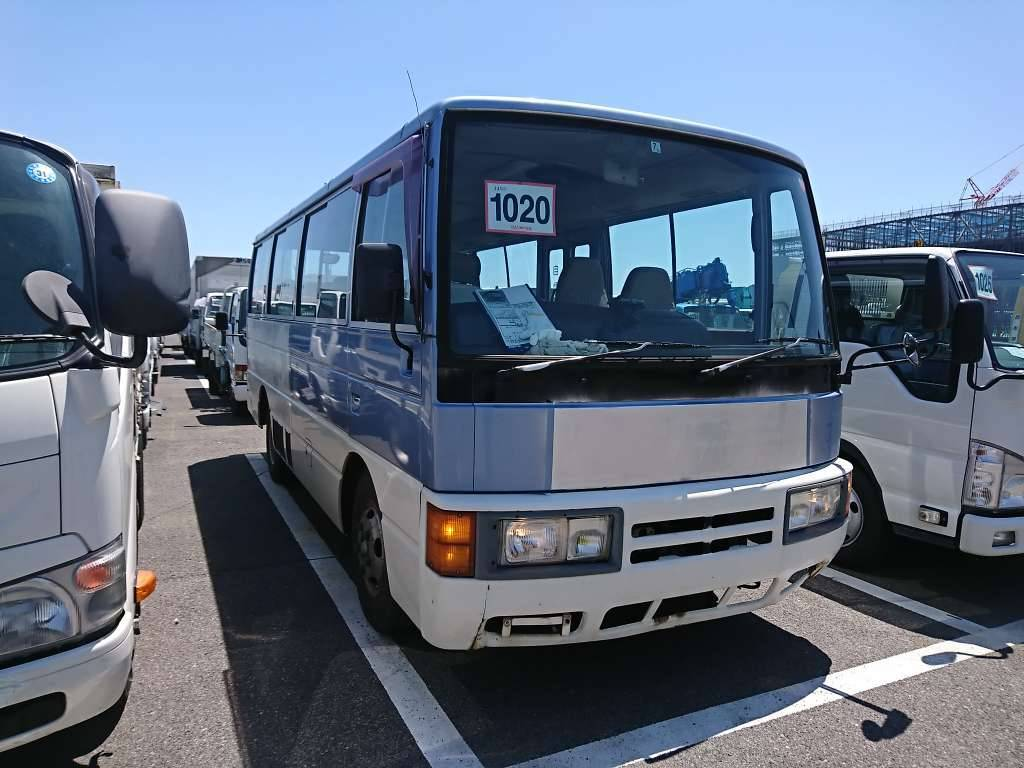 Nissan Civilian Bus 1997 from Japan