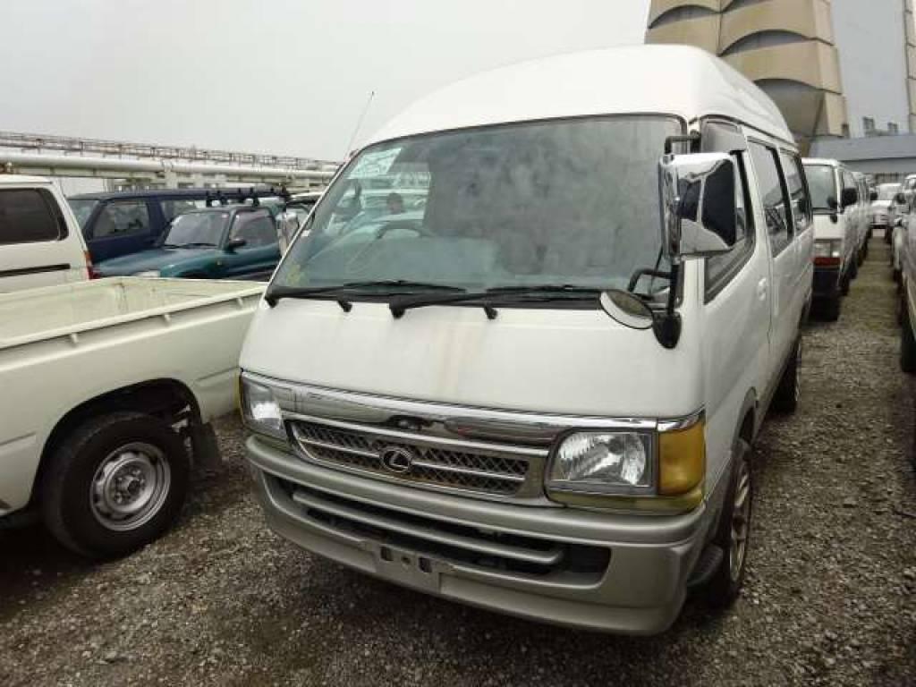 Toyota Hiace Van 2000 from Japan