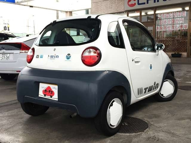 Buy Used Suzuki Twin | 1 Cars on stock for sale | Carused jp