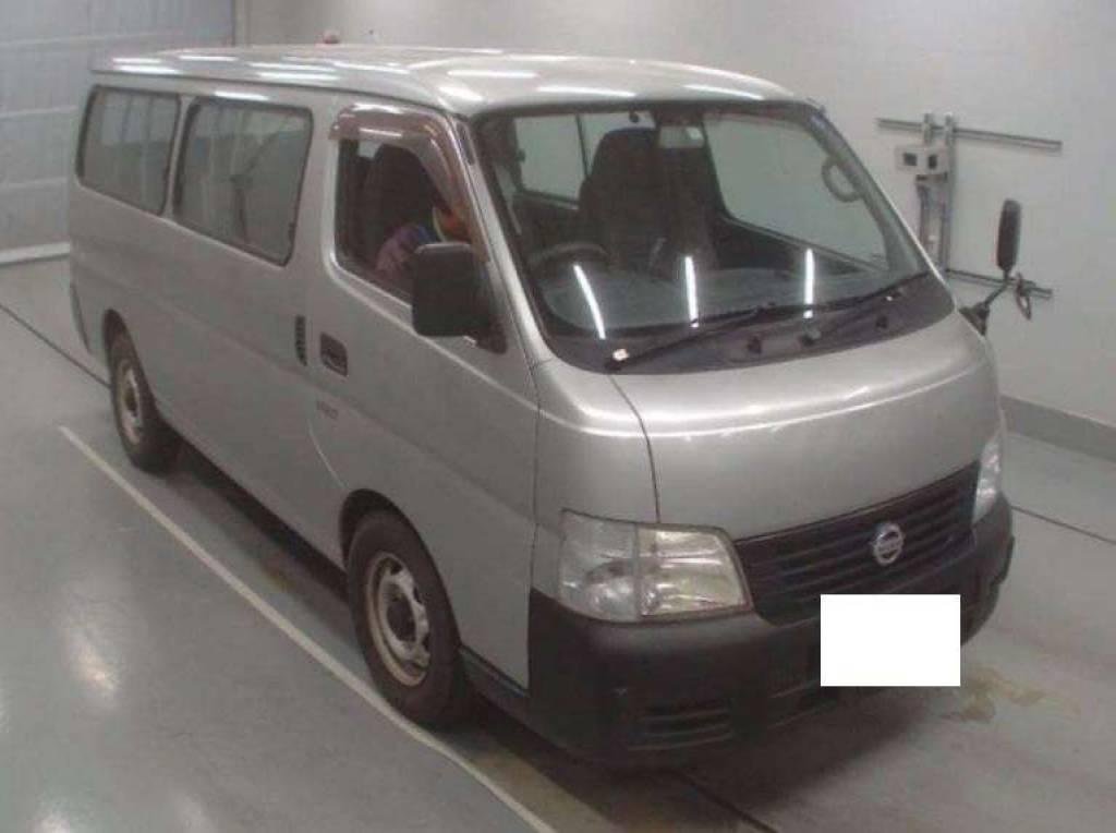 Nissan Caravan Coach 2003 from Japan