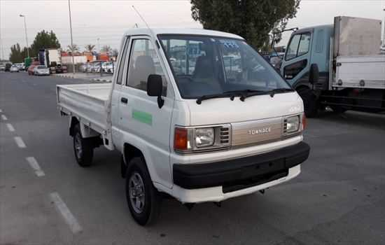 Toyota Townace Truck 0 from Japan