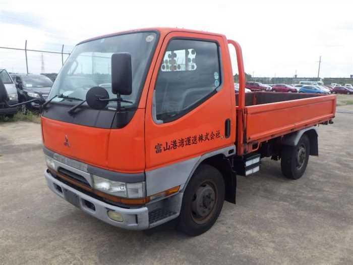 Mitsubishi Canter 1997 from Japan