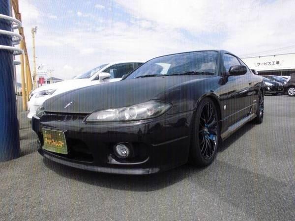 Nissan Silvia S15 For Sale Usa >> 2000 Nissan Silvia Gf S15