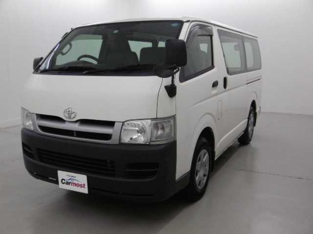 Toyota Hiace Van 2006 from Japan