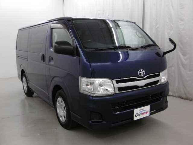 Toyota Hiace Van 2010 from Japan