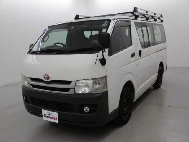 Toyota Hiace Van 2008 from Japan