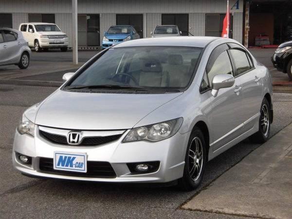 2010 Honda Civic Hybrid >> 2010 Honda Civic Hybrid Fd3
