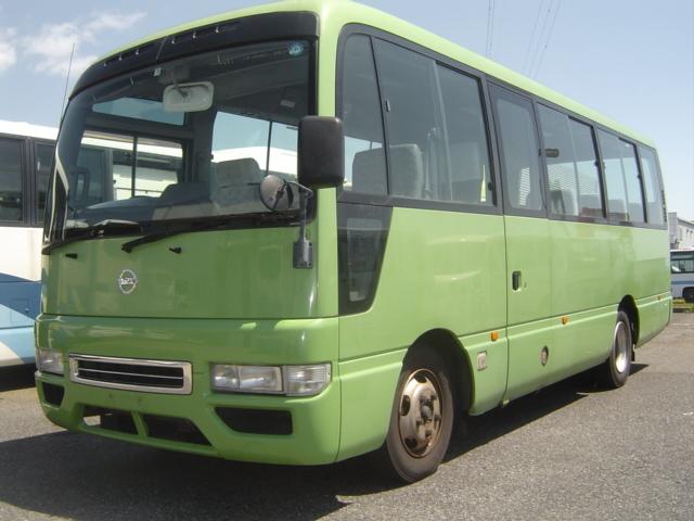 Nissan Civilian Bus 2007 from Japan