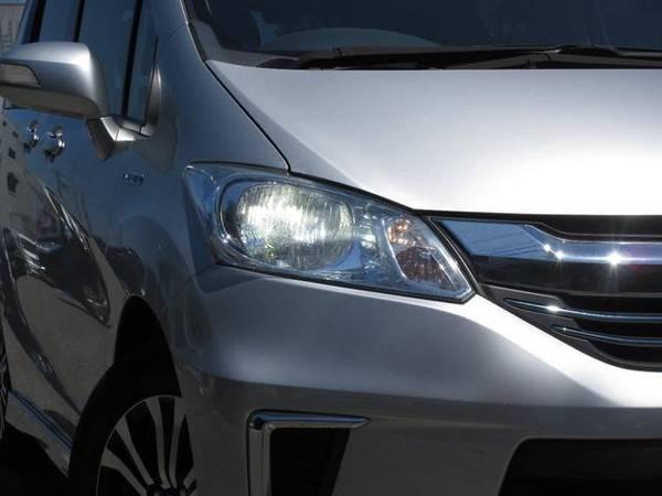 Buy Used 2014 Honda Freed Hybrid Gp3 Sgf00142 Carused Jp