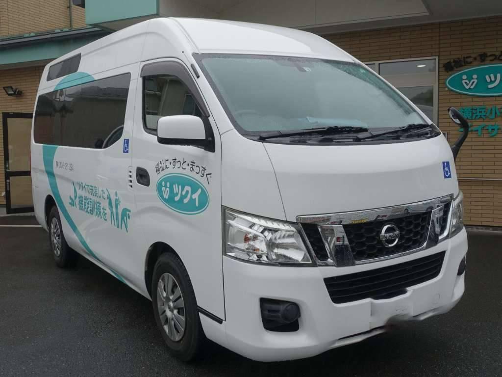 Nissan Caravan Van 2017 from Japan