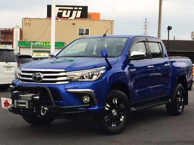 Toyota Hilux 2019 from Japan
