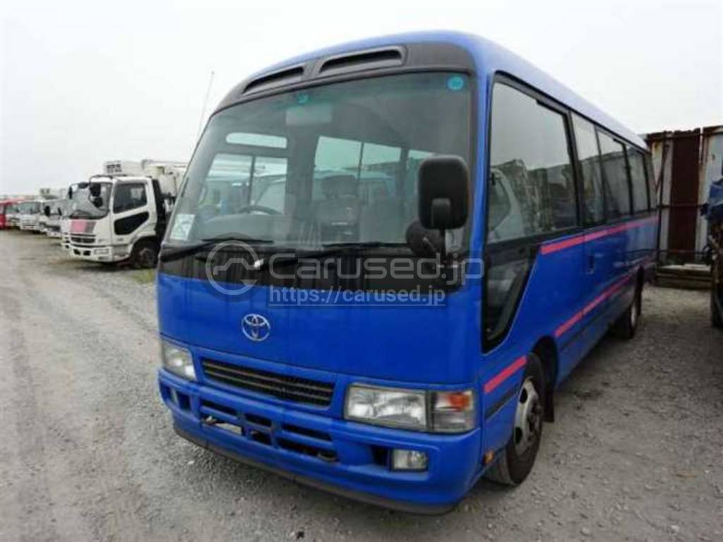 Toyota Coaster 2007 from Japan