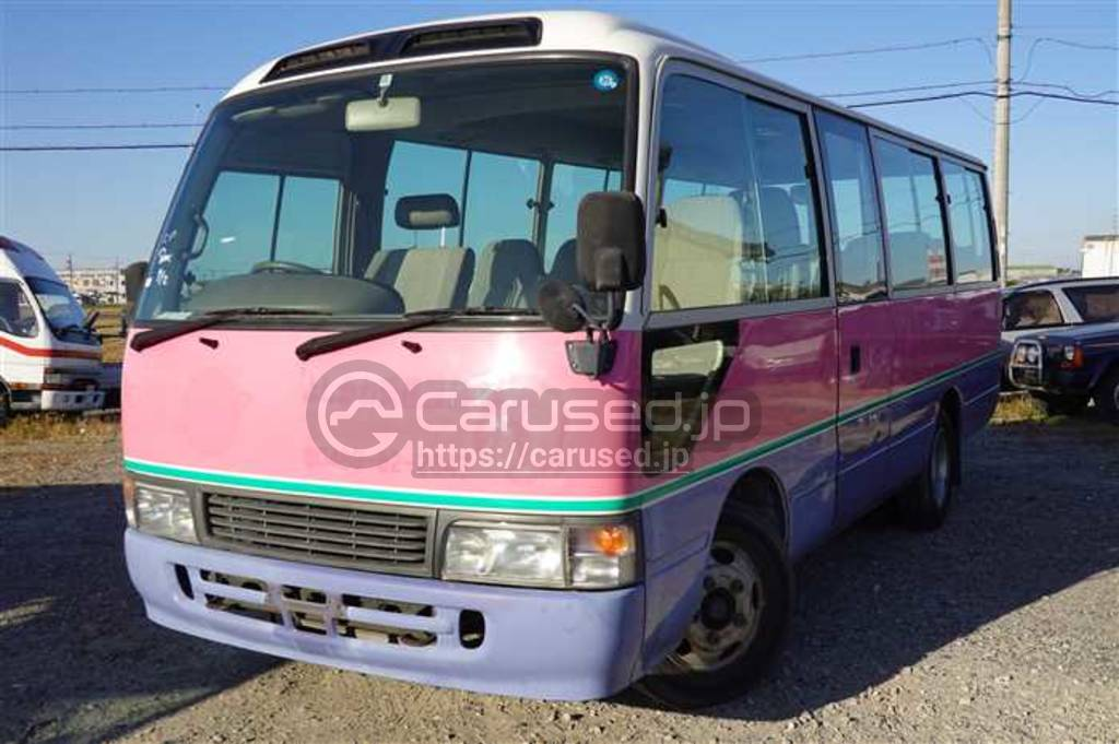 Toyota Coaster 1999 from Japan