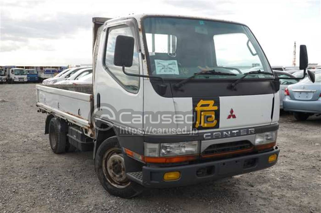 Mitsubishi Canter 1996 from Japan