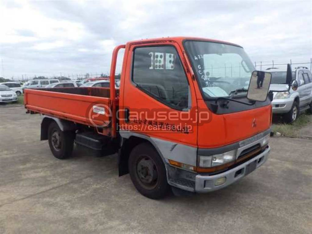 Mitsubishi Canter 1997 from Japan