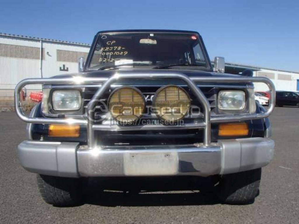 Toyota Land Cruiser Prado 1993 from Japan