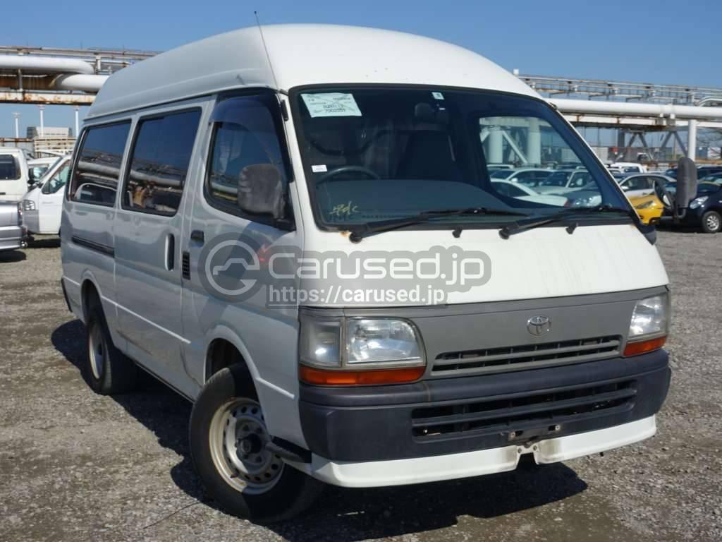 Toyota Hiace Van 1997 from Japan