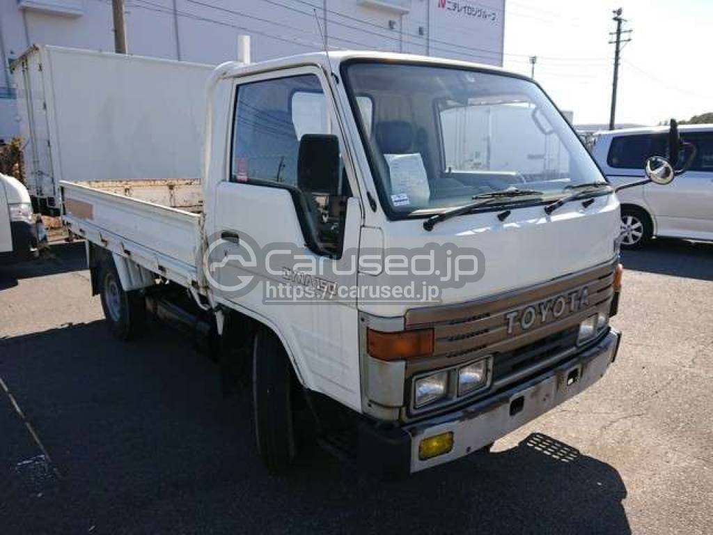 Toyota Dyna Truck 1991 from Japan