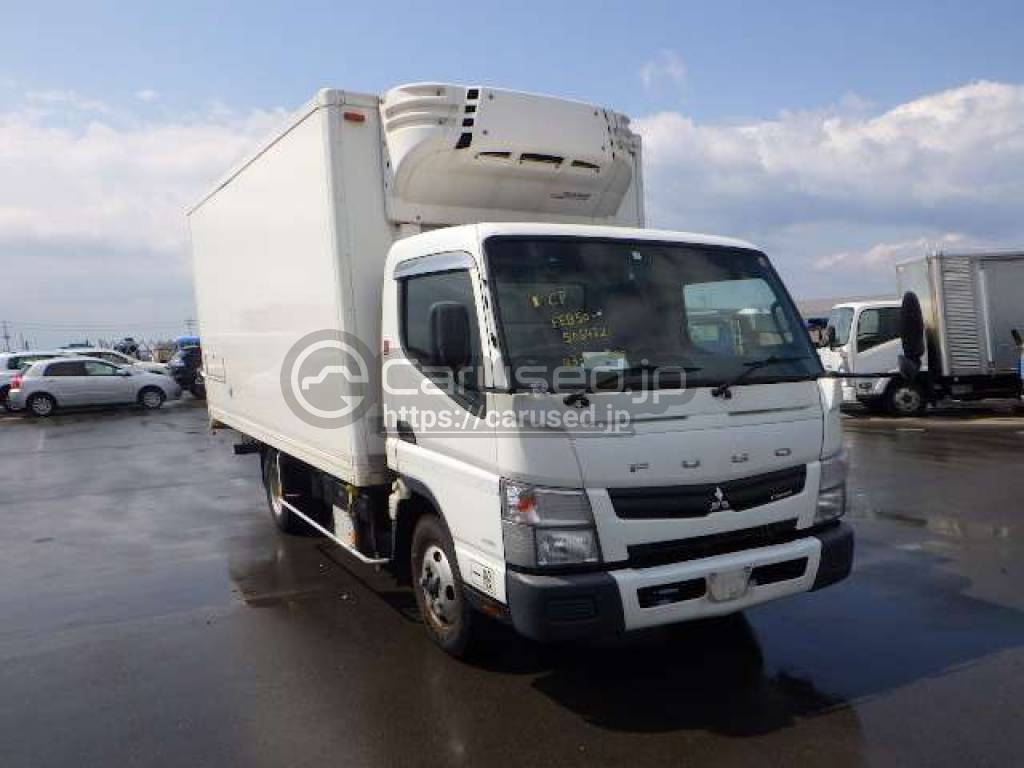 Mitsubishi Canter 2012 from Japan