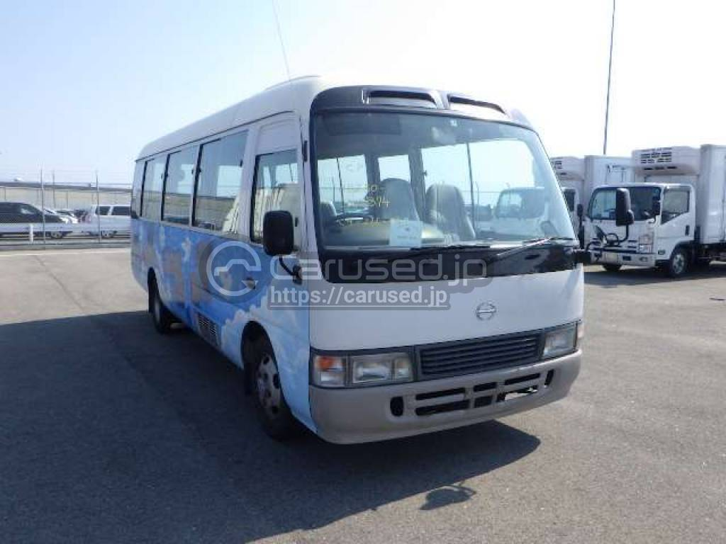 Toyota Coaster 1995 from Japan