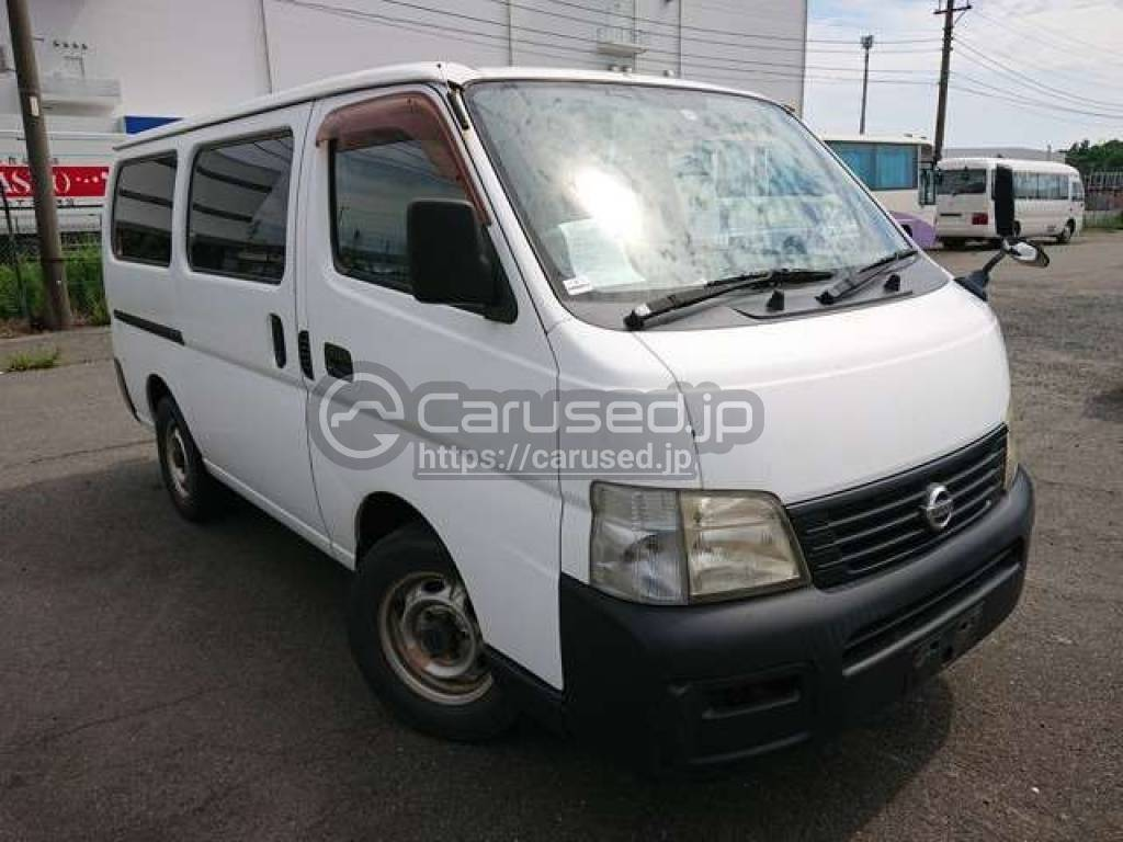 Nissan Caravan Van 2003 from Japan