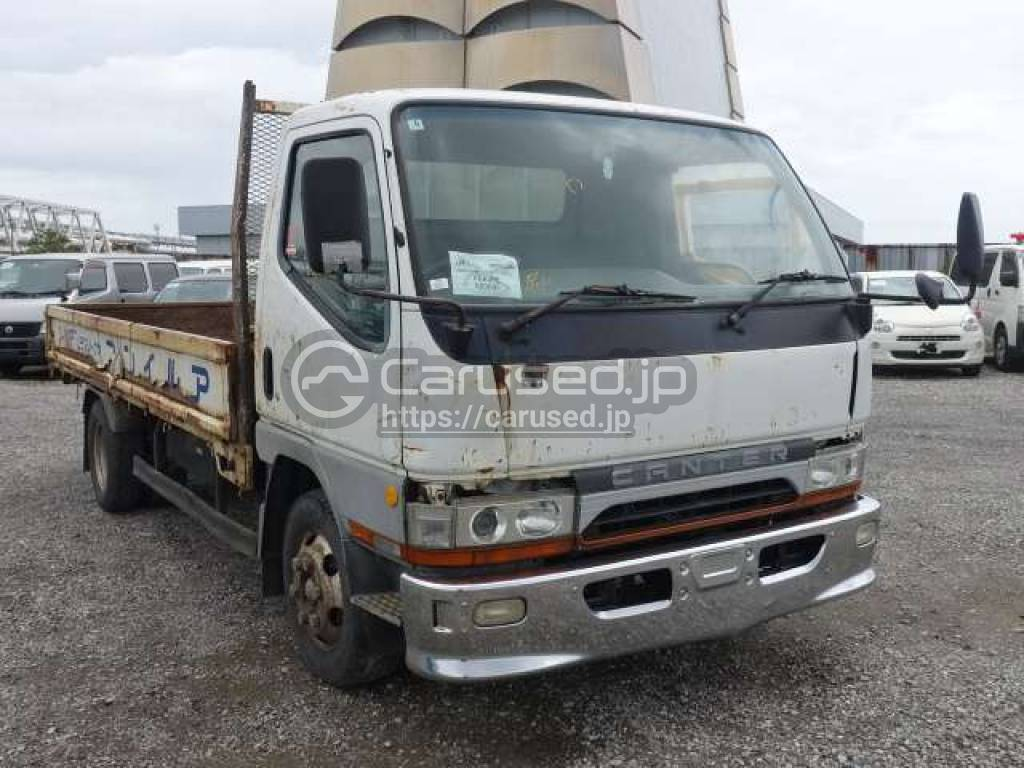 Mitsubishi Canter 1998 from Japan