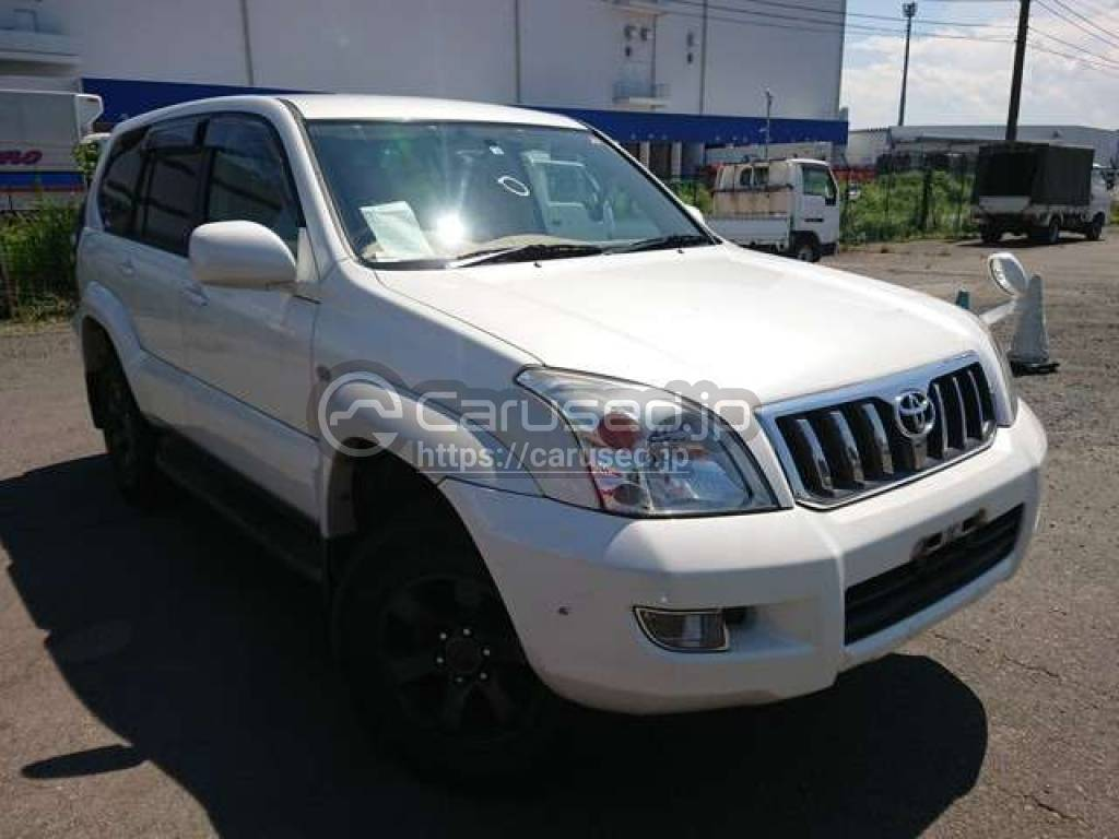 Toyota Land Cruiser Prado 2003 from Japan