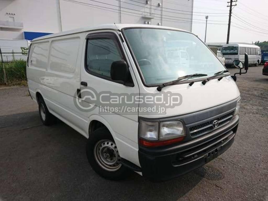 Toyota Hiace Van 2004 from Japan