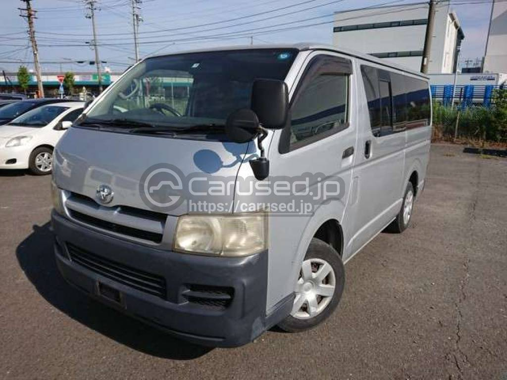 Toyota Hiace Van 2005 from Japan