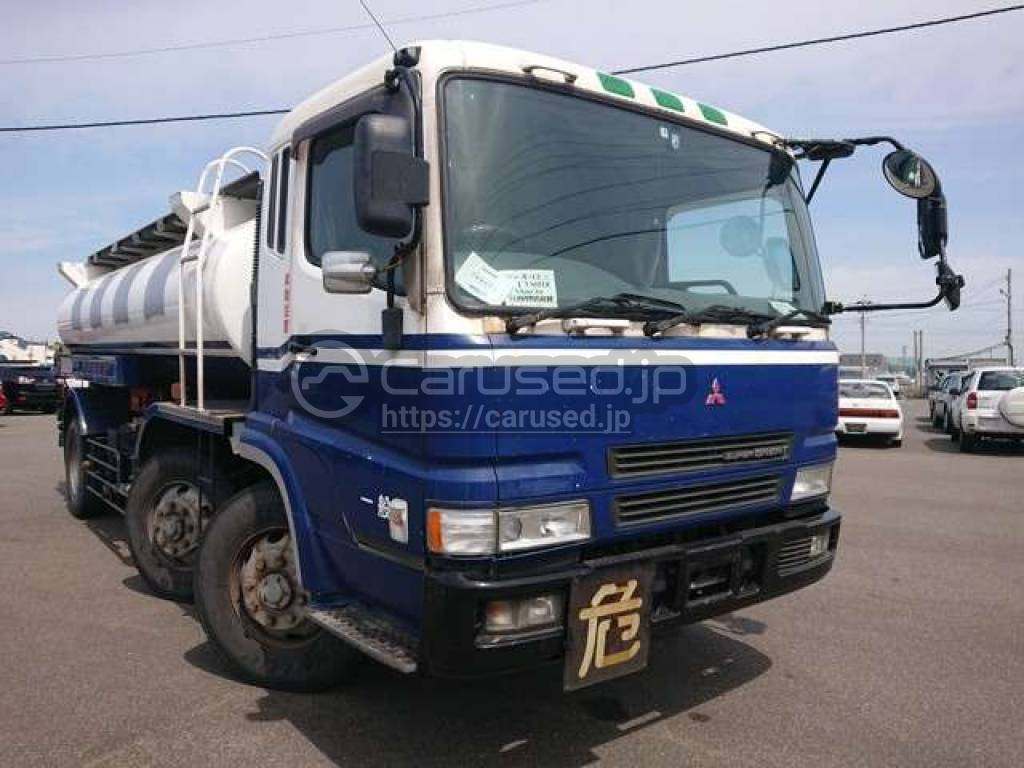 Mitsubishi Fuso Super Great 1998 from Japan