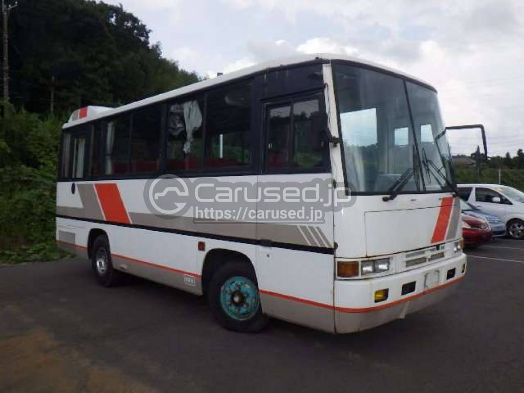 Isuzu Journey Bus 1990 from Japan