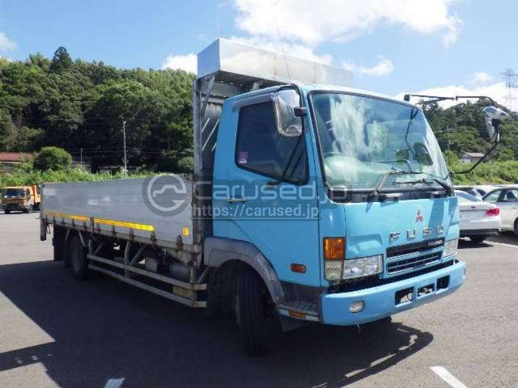 Mitsubishi Fuso Fighter 2001 from Japan