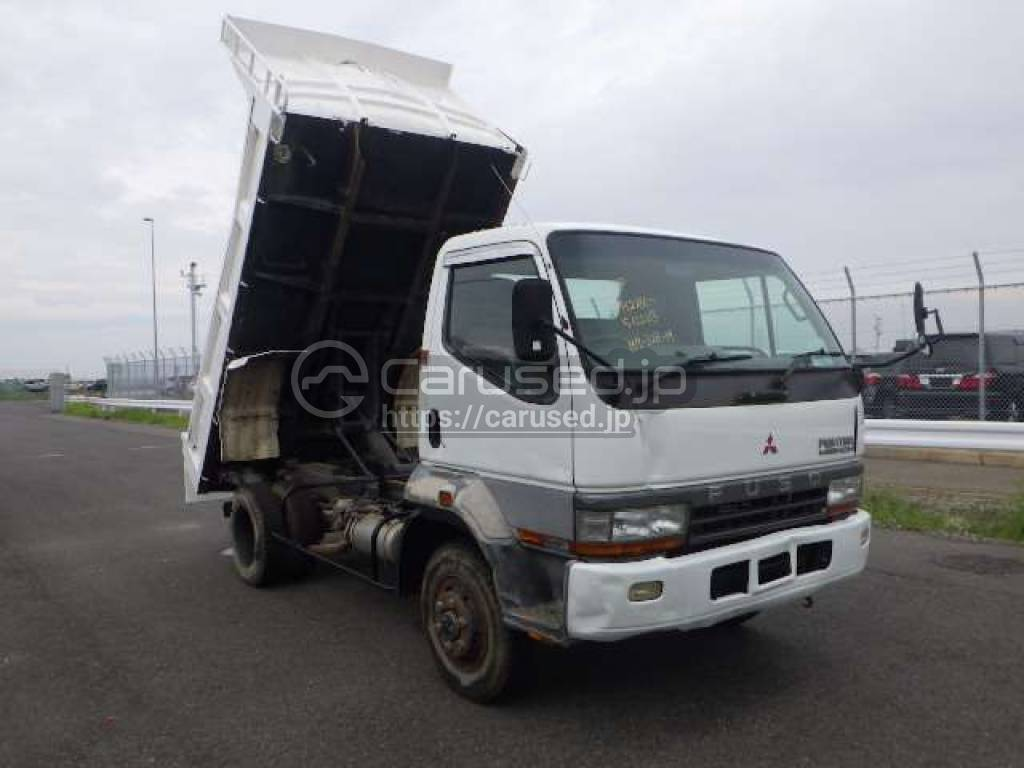 Mitsubishi Fuso Fighter 1999 from Japan