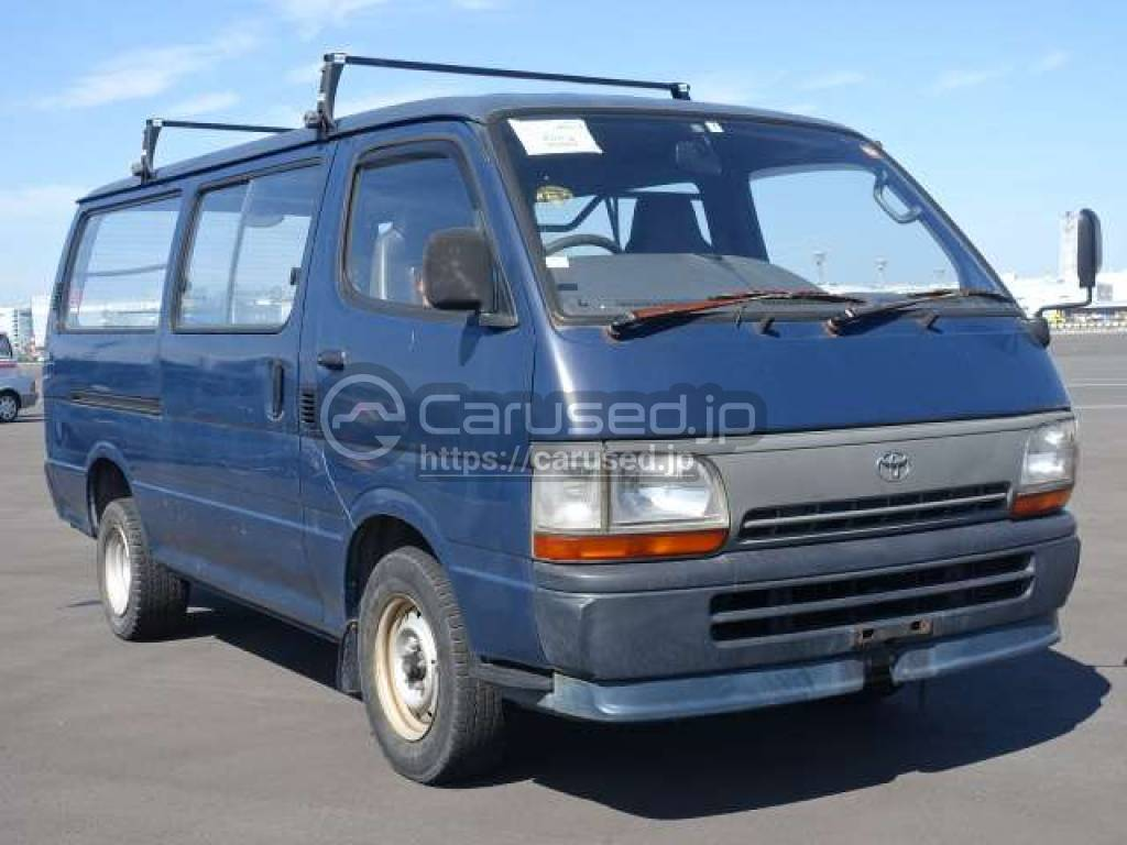 Toyota Hiace Van 1996 from Japan